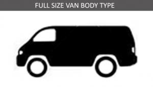 Full-size-van